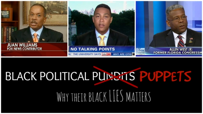 Black Political Puppets