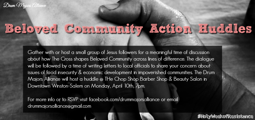 Beloved COmmunity Action Huddles
