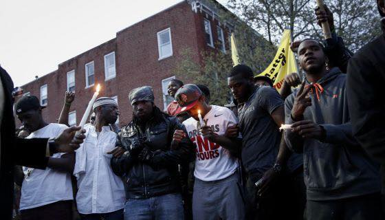 vigil baltimore men